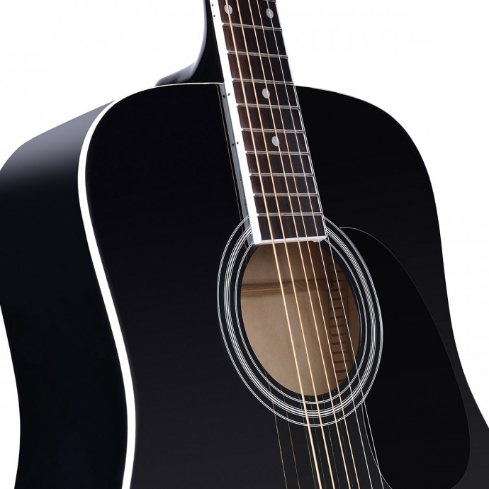 soundsation guitare acoustique yellowstone-dn-nt