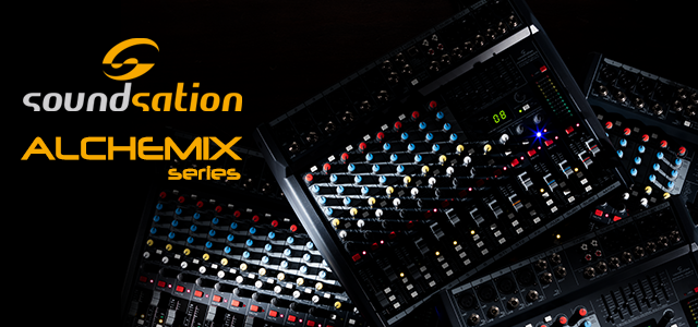 ​Science or Magic? Introducing the new Soundsation AlcheMix series