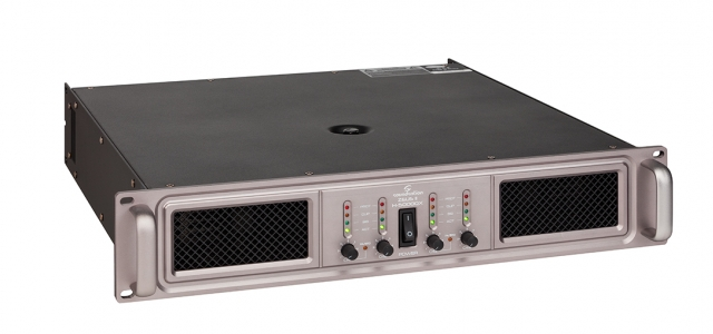 SoundSation ZEUS II H-5000QX a solid and powerful 4 channel amplifier
