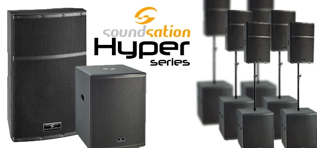 SOUNDSATION HYPER Series