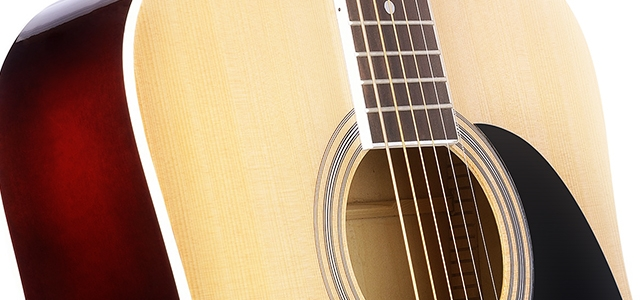 How to choose an acoustic guitar (pt.1) - Woods