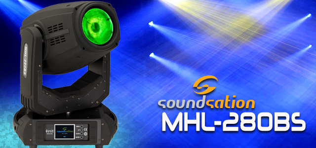 Soundsation MHL-280BS