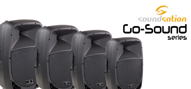 SOUNDSATION Go-Sound Series