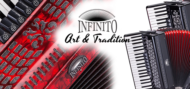 INFINITO ACCORDION – ART & TRADITION
