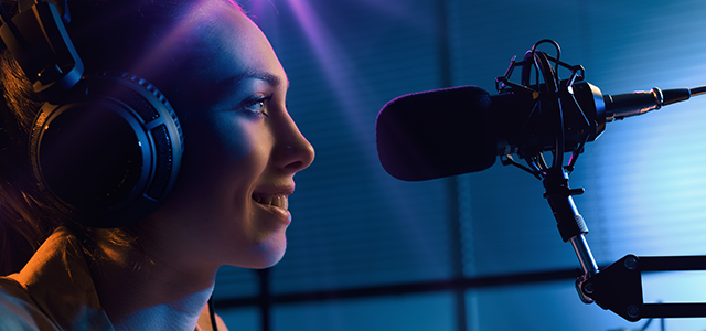 How to choose the right microphone for recording and broadcasting