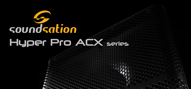 Soundsation Hyper-Pro ACX speakers: when portability does not mean compromises