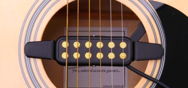 How to choose an acoustic guitar (pt.2) - Pickups and Transducers