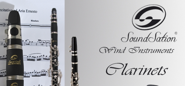 Soundsation Wind Instruments: Clarinets